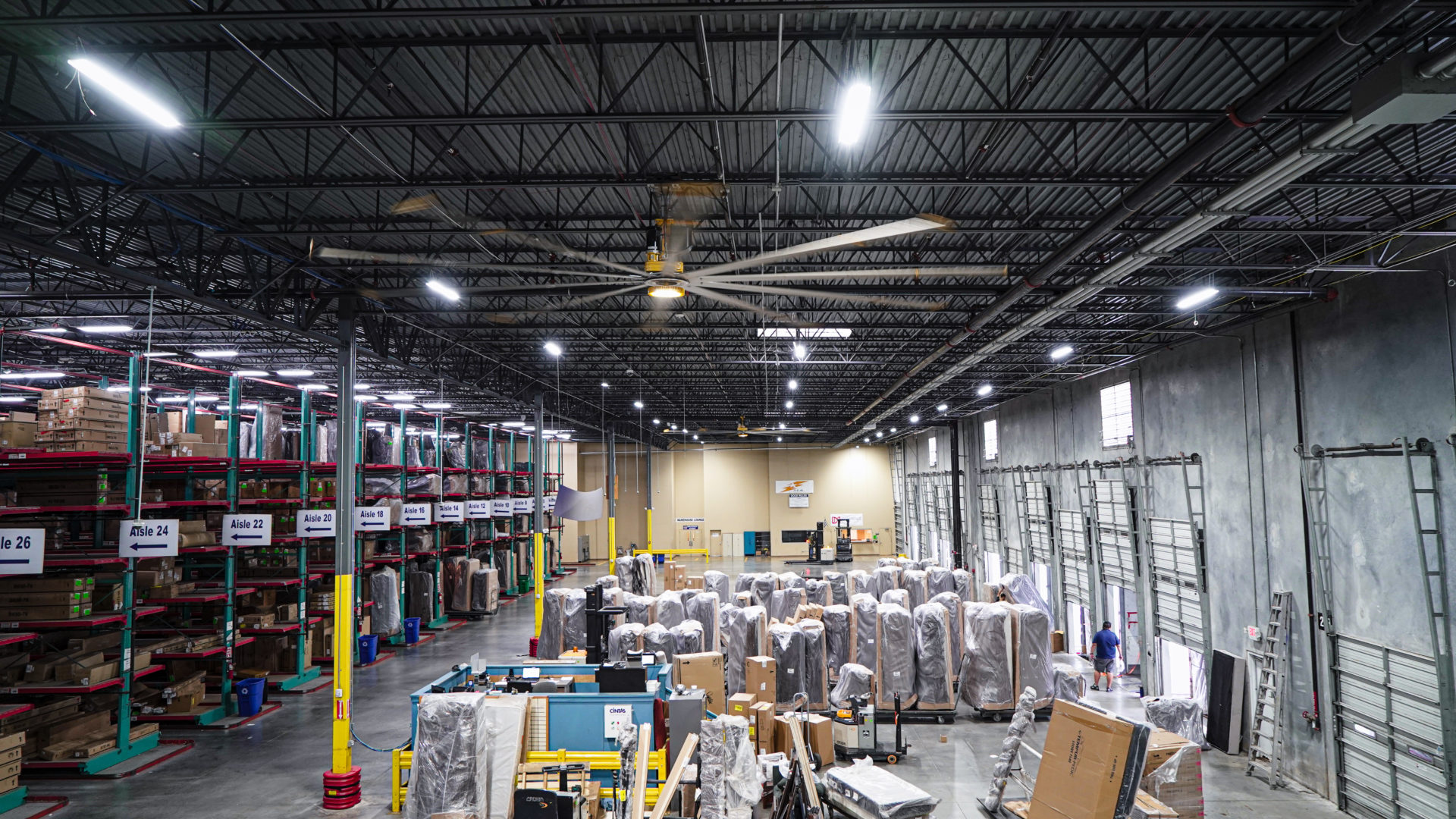 Is it Finally Time to Upgrade Those Old Conventional Warehouse High Bay Lights to LED? National LED