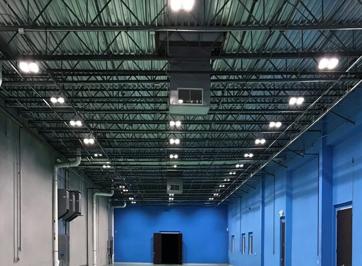 Houston Warehouse LEDs National LED