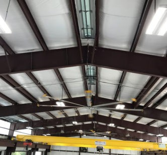 LED Warehouse Retrofit National LED