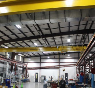 TISS Houston Warehouse LED Upgrade National LED