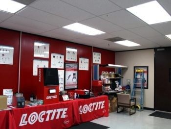 Hisco Office LED Lighting upgrade