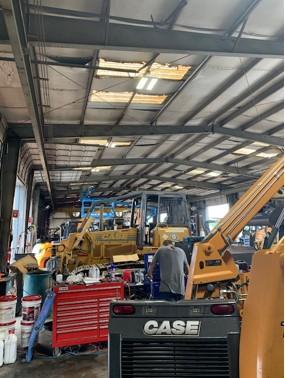 Exsabay LED High Bay for ASCO Warehouse