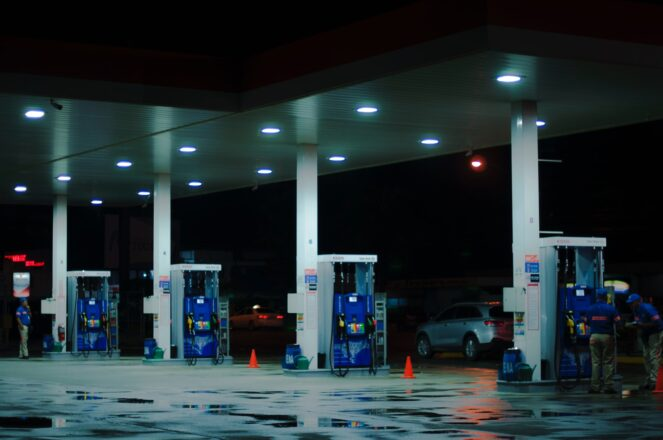 LED Gas Stations National LED