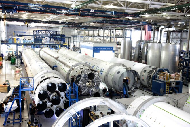 LED Manufacturing Facilities National LED
