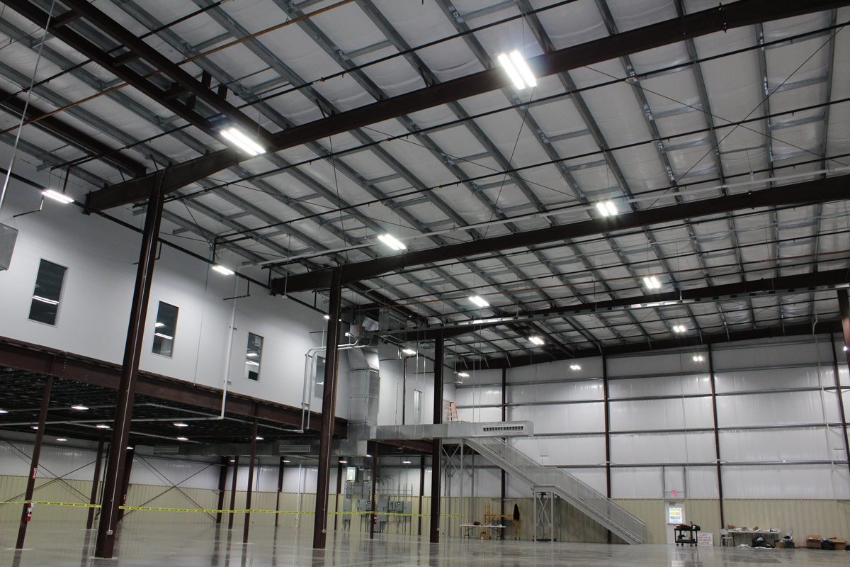 The Biggest Reason you Need LED Lighting in the Distribution and Warehouse Industry National LED