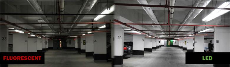 Garage Led Light Fixtures National LED