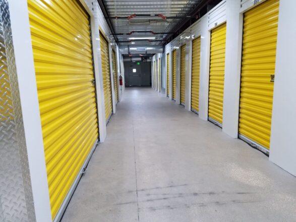 Storage Facility LED Lighting National LED