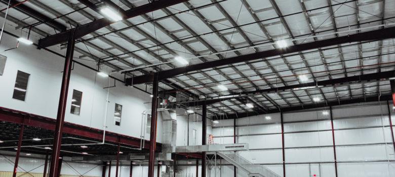 warehouse led upgrade