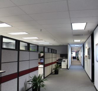 Hisco Office LED Upgrage