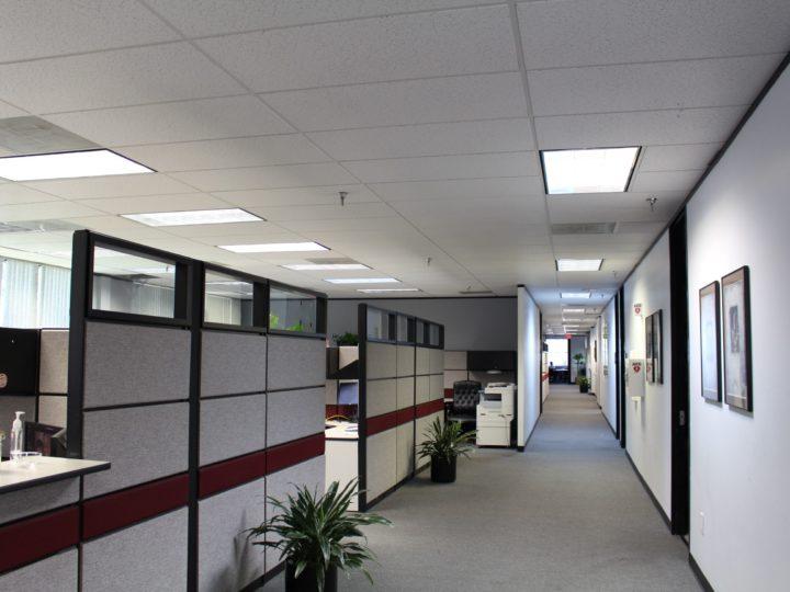 Hisco Office LED Upgrage