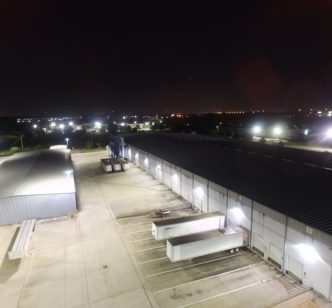 Parking Lot LED Lighting Conversion - Neopal