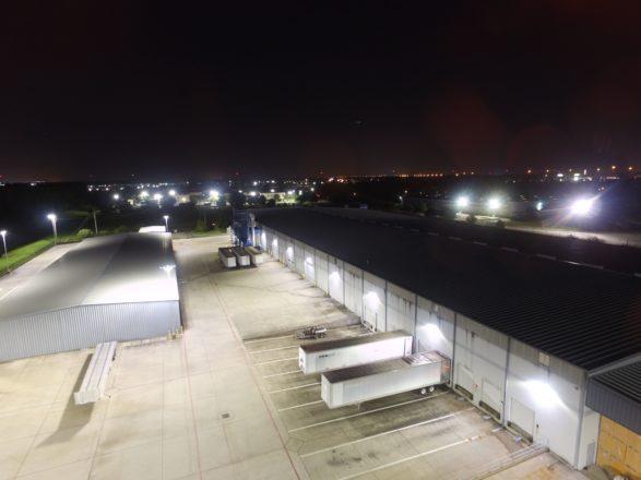 Parking Lot LED Lighting Conversion - Neopal
