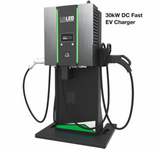 TurboEVC Ultra-Fast DC EV Charger